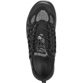 Keen Uneek Exo Shoes Herren black/steel grey